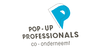 Logo van Pop-up professionals