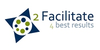 Logo van 2 Facilitate 4 Best Results