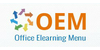 Logo OEM Office Elearning Menu
