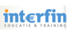 Logo van Interfin Educatie & Training