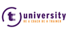 Logo van TC University