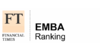 Logo Financial Times EMBA Ranking